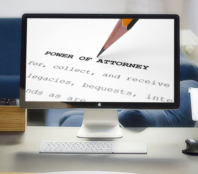 West Kirby Power Of Attorney
